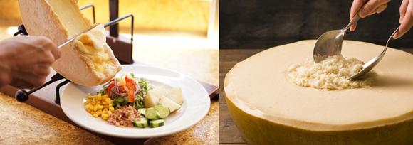 チーズディッシュファクトリーの料理2