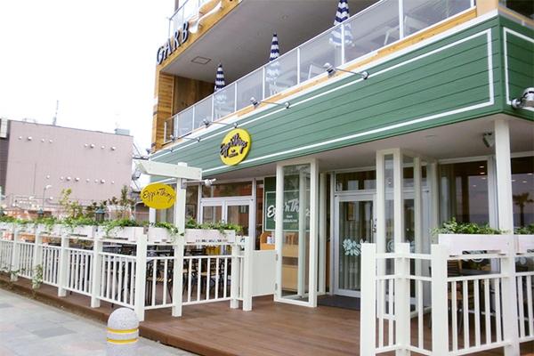 Eggs'n Thingsの湘南江の島店