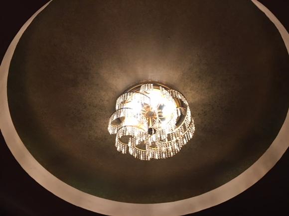 個室の天井