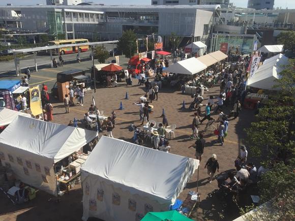 藤沢粉もんフェスティバル1