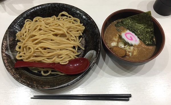 蒙古タンメン中本のつけ麺