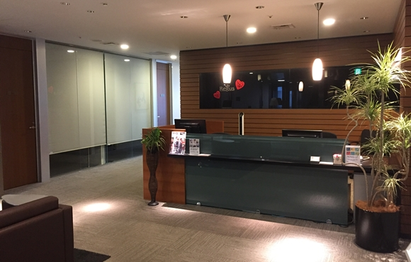 瑞鶴の横浜オフィスの様子