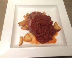 パッパーレ・ヴィーノの肉