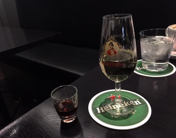 Simpaticaのシェリー酒