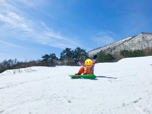 スキー場の景色2