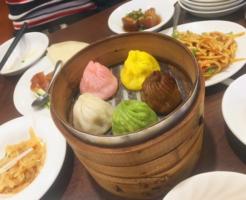 龍海飯店の小籠包
