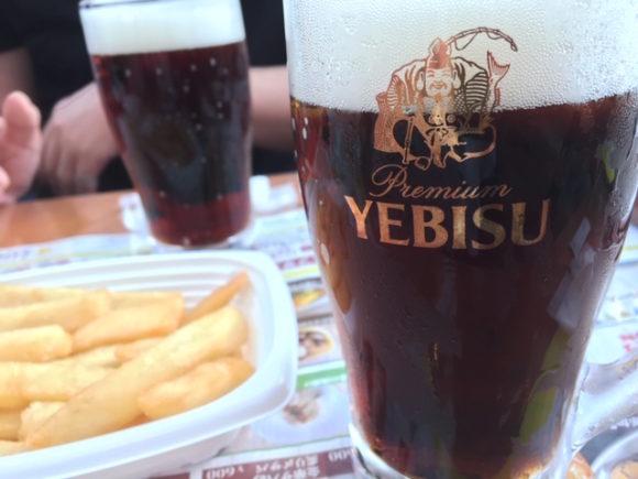 ヱビスハーフビール